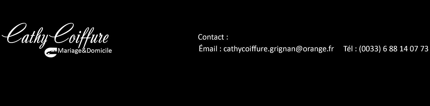 Cathy Coiffure à Domicile